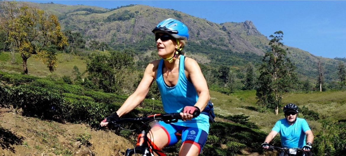 Cycling tours are a healthy choice to many