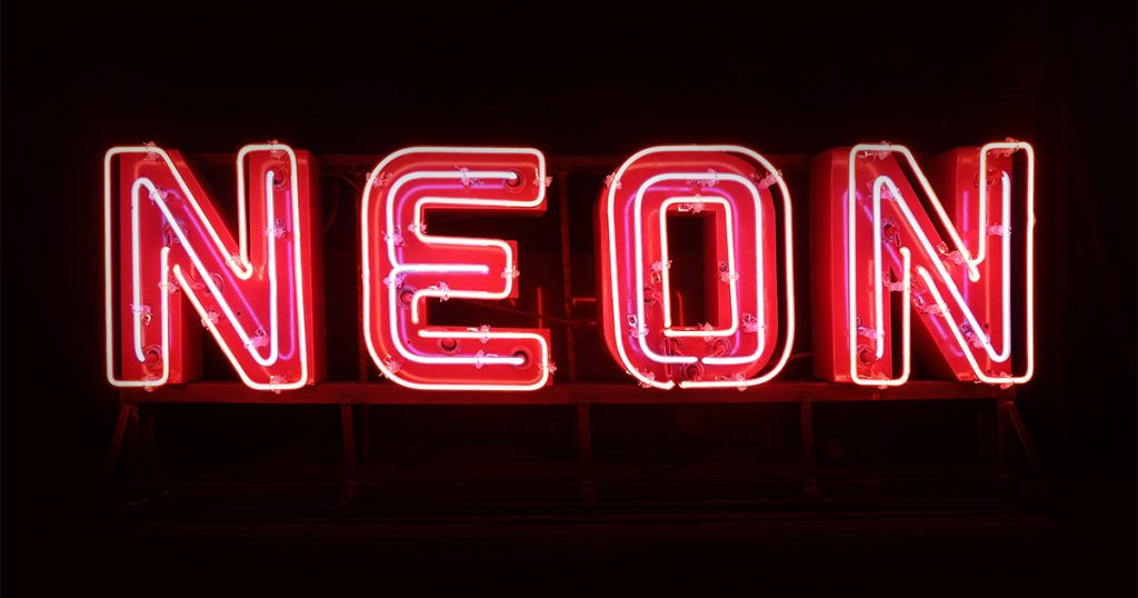 Bring Light to Your Festivities with Incredible Neon Lights from Sketch and Etch