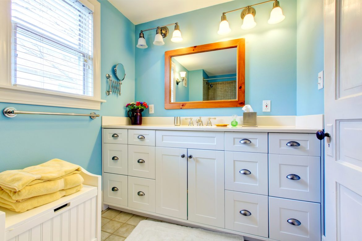 The Best Tips For Adding Storage In Your Bathroom
